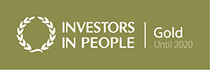 Investor In People - Gold award